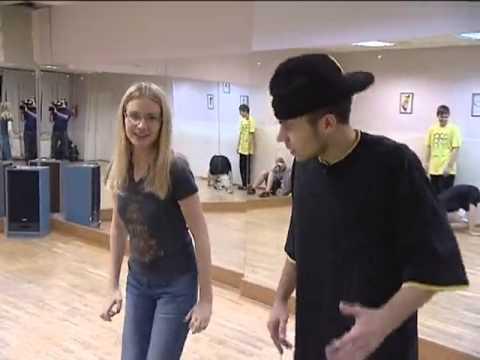 "Танцевальная школа Дива на 5 канале в программе ""Утро на 5"" от 15.01.2013."