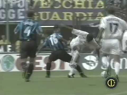 Интер - Фиорентина 3-2, сезон 1997/1998