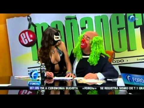 La REATA De Brozo Y El 5° Informe De Felipe Calderon - 02-09-2011