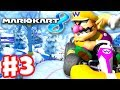 Mario Kart 8 - Gameplay Part 3 - 50cc Star Cup (Nintendo Wii U Walkthrough)
