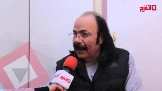 طلعت زكريا: هشتغل طباخ عند مبارك لما يرجع بيته