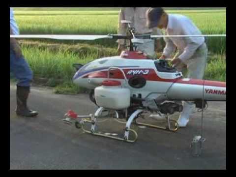 【北海道】農薬散布の無人のラジコンヘリが墜落・衝突、男性死亡YouTube動画>15本 ->画像>30枚