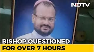 Nun Rape Case: Kerala Police Questions Bishop Franco Mulakkal For Over 6 Hours - NDTV