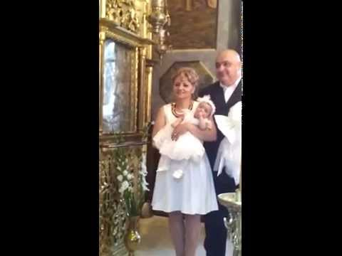 BOTEZ-MARIA GABRIELA SI HAINUTELE JOHNNY