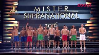Mister Supranational 2016 | The Second Look Of The Contestants