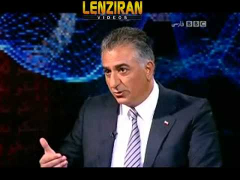 Reza Pahlavi to BBC Persian TV : We seek liquidation  , not reform  !