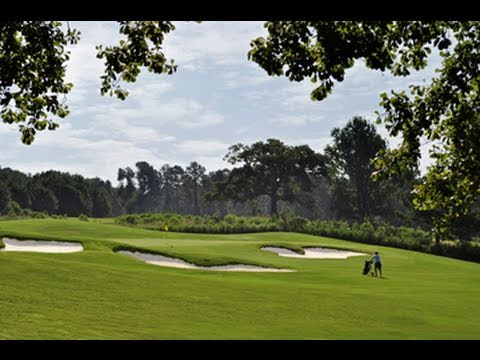 Meadow Links Golf Course at George T. Bagby State Park in Georgia