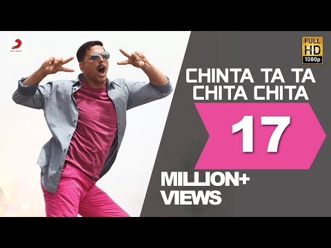  Chinta Ta Ta Chita Chita - Rowdy Rathore Official Full Song Video Akshay Kumar, Sonakshi Sinha, Mika - YouTube 