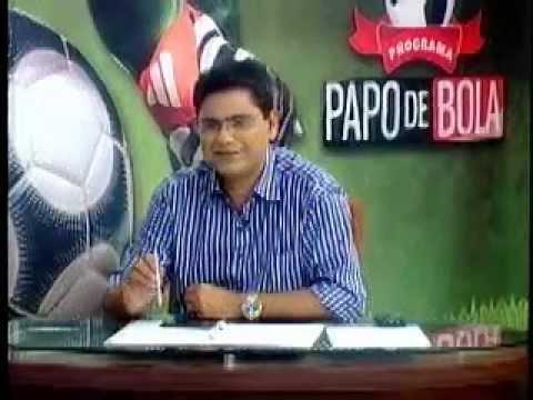Programa Papo de Bola exibido dia 03 de abril de 2013