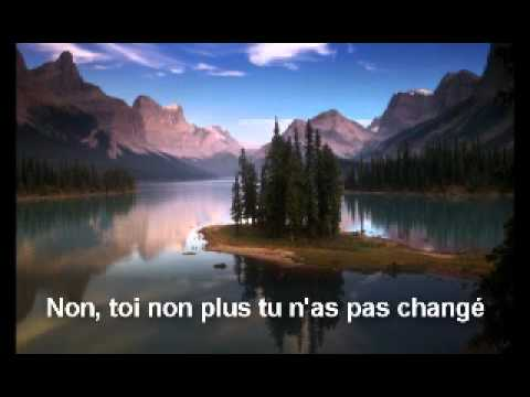 Julio Iglesias - Je n'ai pas change + Paroles
