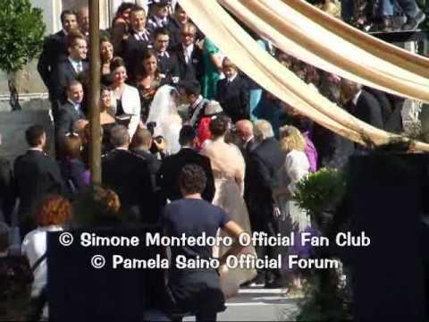 DM8 - Simone Montedoro e Pamela Saino: scene dal matrimonio