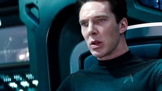 A photo of Star Trek Into Darkness - Official Trailer #3 (HD) Benedict Cumberbatch