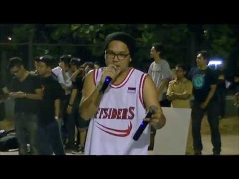 LA Lights Streetball 2012 - Hot Sauce Crashed Offsiders Court