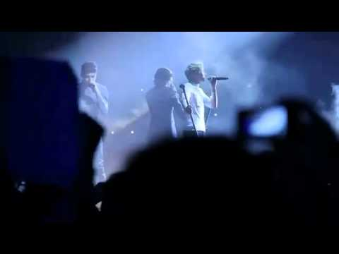 Niall Horan One Direction X Factor Tour Video Diary