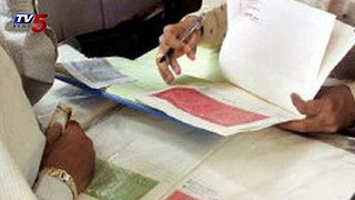 Corruption at Rajahmundry Registrar Office : TV5 News - TV5NEWSCHANNEL
