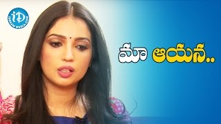 Kanika Dhillon about her husband || Talking Movies with iDream - IDREAMMOVIES