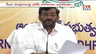 Minister Somireddy Chandrasekhar Reddy Slams BJP over Panther Cyclone   CVR News - CVRNEWSOFFICIAL