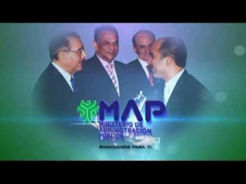Concursos Públicos -  Ministerio de Administración Pública (MAP)