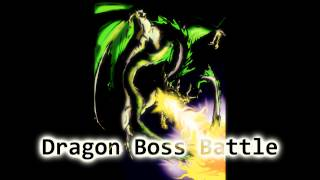 Royalty Free :Dragon Boss Battle