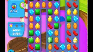 guide, tips, and cheats from Candy Crush Soda Saga Level 131 in video