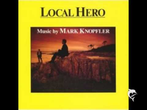 Mark Knopfler - GOING HOME: THEME OF THE LOCAL HERO - (Guita