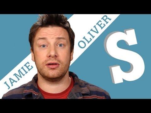 We Met Jamie Oliver! - OvenCam