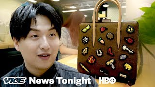 How Mr Bags Became The Biggest Thing In China's Luxury Industry  (HBO) - VICENEWS