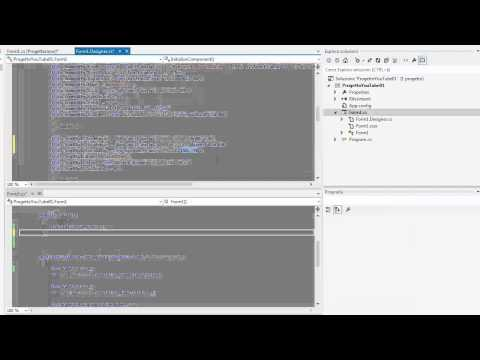 Corso Visual Studio 2012 C# .NET ITA - 08 Textbox in dettaglio - PRIMA PARTE