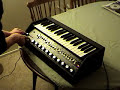The Wersi Bass Synthesizer