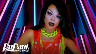 Meet Vanessa Vanjie Mateo: 'Mermaid Twerkholic' | RuPaul's Drag Race Season 10 | VH1 - VH1