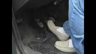 Уроки вождения для автоледи.  Урок 4