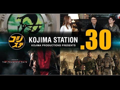 コジステ第30回: 『メタルギア オンライン』情報、4冠達成「PlayStation Awards 2014」、PC版『MGSV:GZ』生プレー ほか