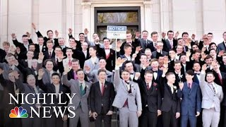 High School Students Appear To Give Nazi Salute In Photo | NBC Nightly News - NBCNEWS