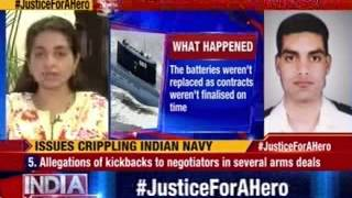 India Debates: Can one hero's kin make government answer? - NEWSXLIVE