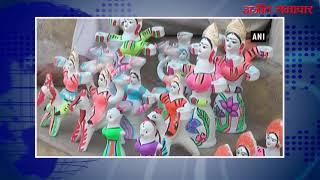 video : दिवाली पर गुड़िया बनाने की दो सौ साल पुरानी परंपरा जारी