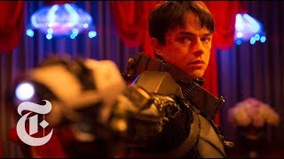 Anatomy Of A Scene | 'Valerian and the City of a Thousand Planets' | The New York Times - THENEWYORKTIMES