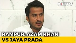 """Justice Can't Be Lopsided"": Azam Khan's Son Reacts To Row Over Poll Campaign Remarks - NDTV"