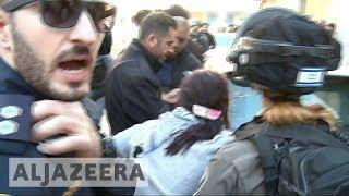 Dozens injured as protests continue into fourth day across Jerusalem - ALJAZEERAENGLISH