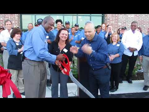 Dunkirk Harris Teeter ribbon cutting