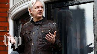WikiLeaks founder Julian Assange charged, court documents show - WASHINGTONPOST