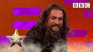 Don't let your girlfriend near Jason Momoa… 💔 - BBC - BBC