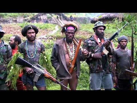 Forgotten Bird of Paradise (trailer) - undercover West Papua documentary