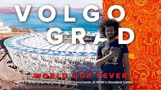World Cup Fever: Volgograd. Stunning river views & epic monuments at WWII's bloodiest battle - RUSSIATODAY