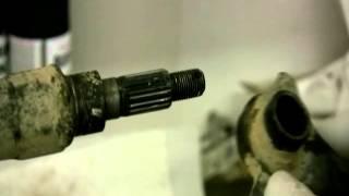 Column Steering Stem Pitman Arm YFZ450R 14~18