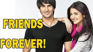 Ranveer Singh and Anushka Shrama's friendship REVIVED! | Bollywood News