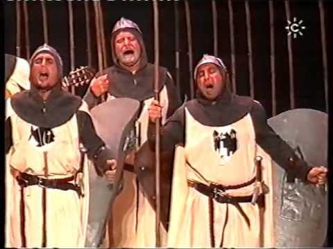Comparsa - Los Templarios \ Actuación Completa en la FINAL \ Carnaval 1999