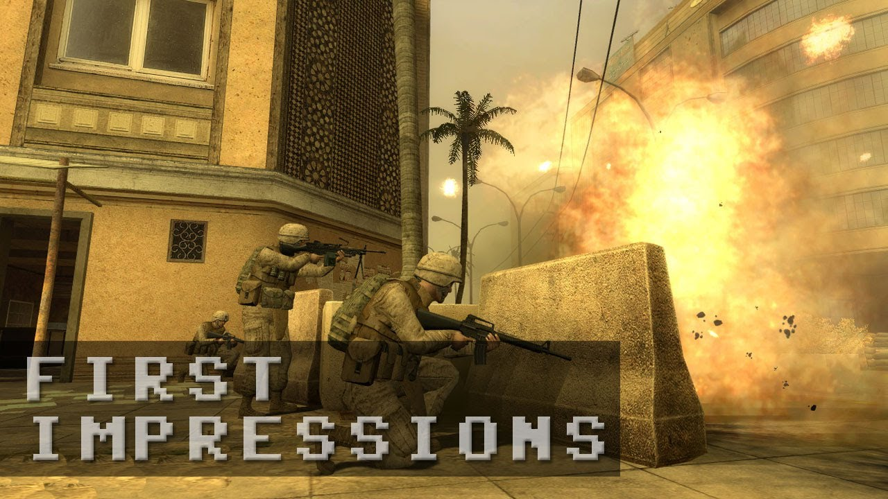 Insurgency Gameplay - First Impressions HD
