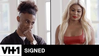 Rick Ross Welcomes CozyWithTheCurls and Just Brittany To MMG | Signed - VH1
