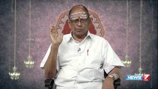 "Andrada Aanmigam 05-04-2016 ""Knowledge is futile without good habits"" – NEWS 7 TAMIL Show"