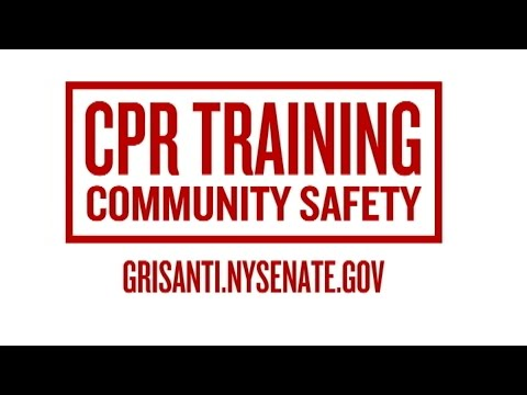 CPR TRAINING IN HIGH SCHOOL